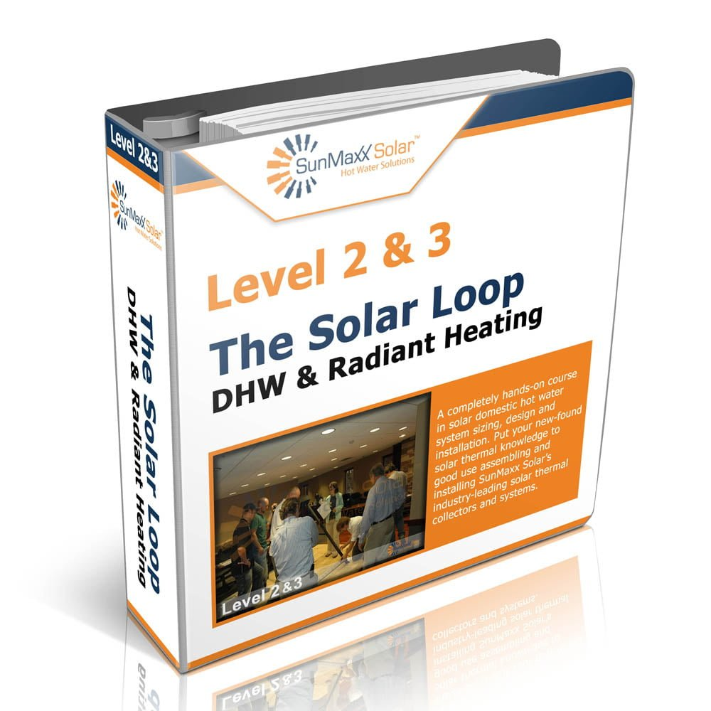 Level 2 & 3 Solar Thermal Training