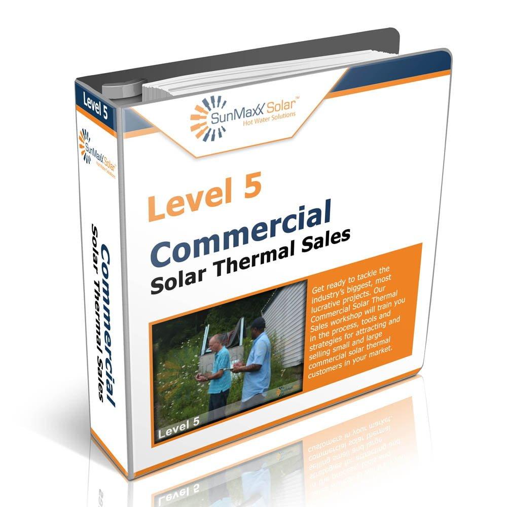Level 5 Solar Thermal Training