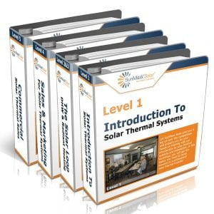 Solar Thermal Training - August 2013