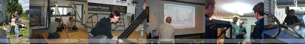Solar Thermal Training Images