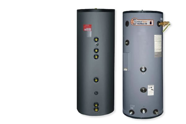 Solar Hot Water Storage Tanks