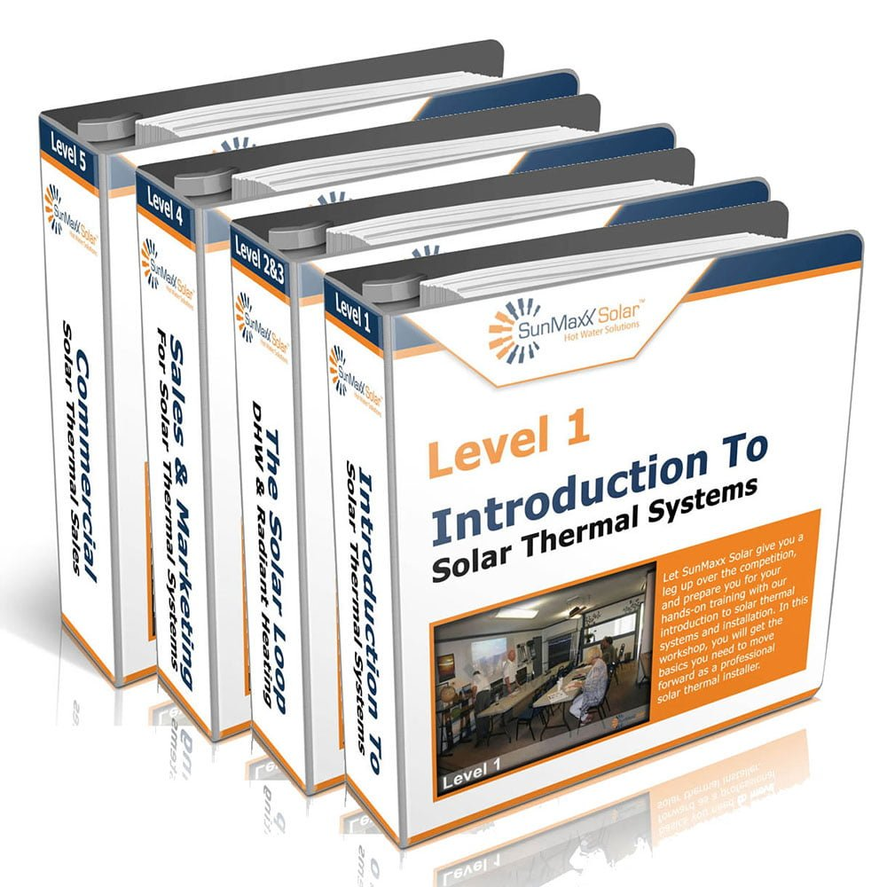 Solar Thermal Installation Training – August 2014