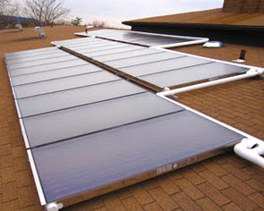 Beacon Housing Authority, Beacon NY - TitanPower Flat Plate Solar Collectors