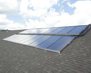 Otsego Manor, Cooperstown NY - TitanPower Flat Plate Solar Collectors