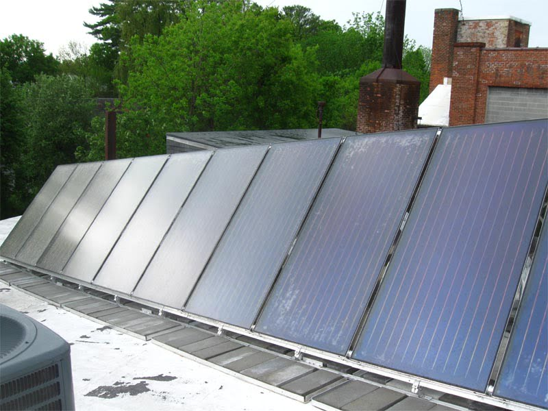 Coopers Cave Ale Company Solar Hot Water System