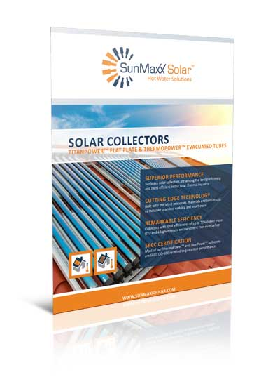 Solar Collectors Brochure