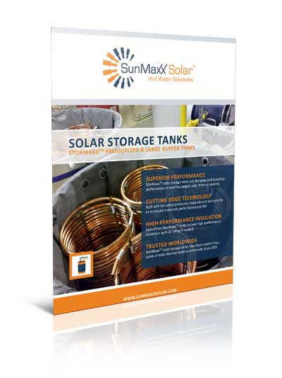 Solar Storage Tanks Brochure