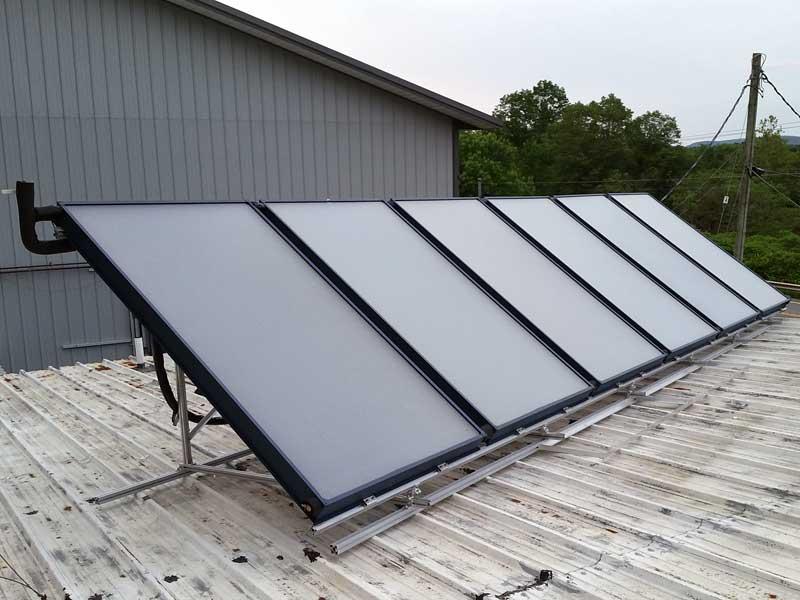 Solar Hot Water System For Innovative Solar Solutions