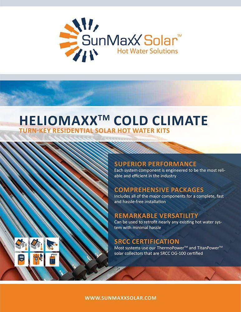 Brochure – HelioMaxx Cold Climate Kits