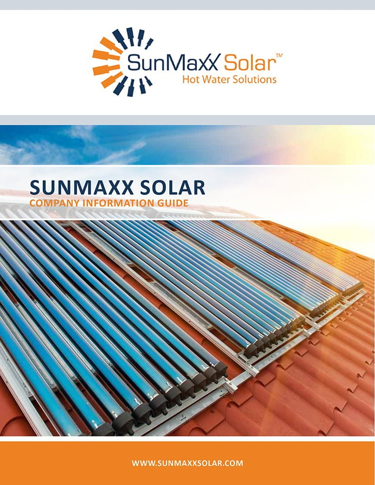 SunMaxx Customer Information Brochure
