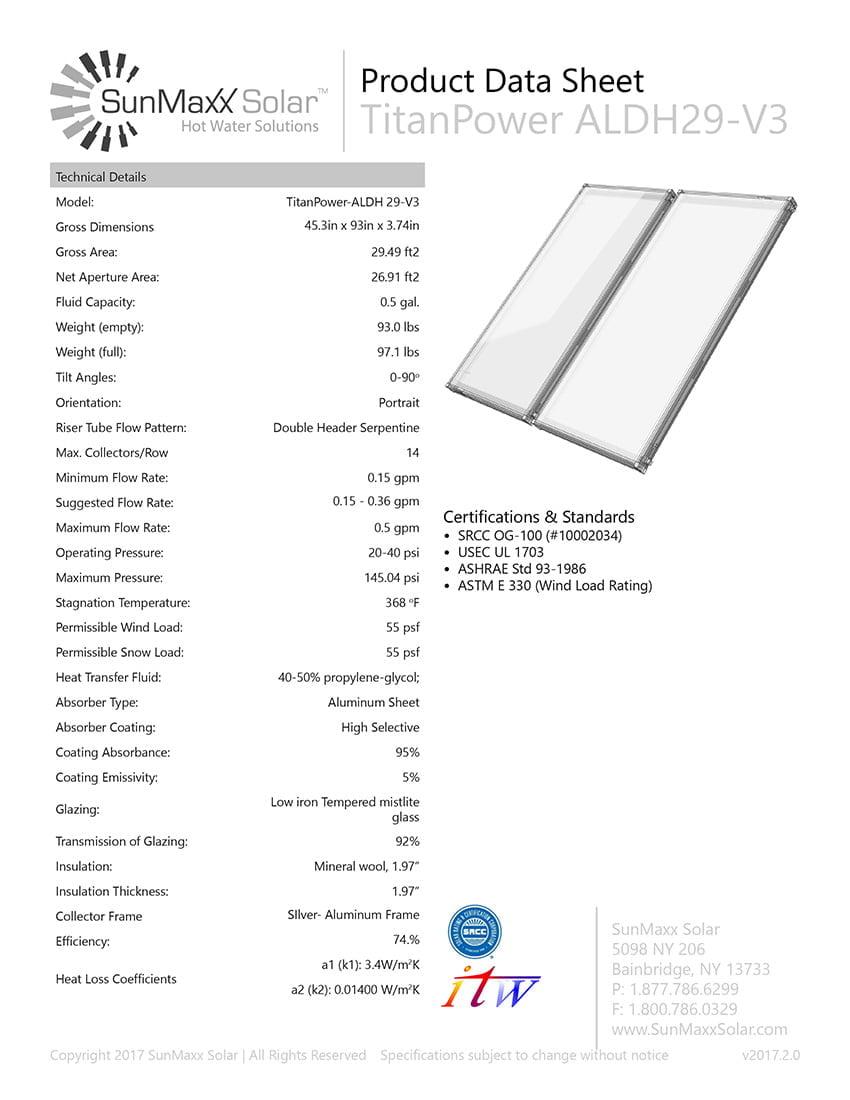 Datasheet – TitanPowerPlus-ALDH29-V3