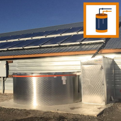 StorMaxx Solar Storage Tanks Now UL Listed Main Image