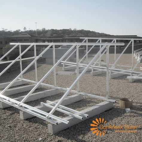 Solar Hot Water Mounting Hardware
