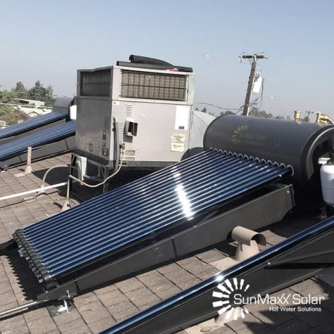 Thermosyphon Solar Hot Water